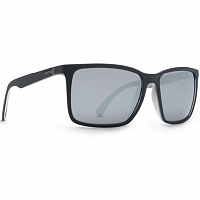 VonZipper LESMORE Black Satin/Grey Chrome