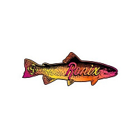 Ronix BAIT MASTER STICKER ASSORTED