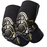 G-Form PRO-X ELBOW-YOUTH BLACK/YELLOW