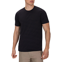 Hurley M DRI-FIT HARVEY STRIPE S/S BLACK
