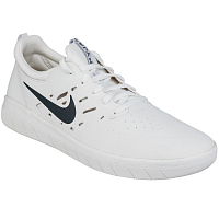 Nike SB NYJAH FREE SUMMIT WHITE/ANTHRACITE-LEMON WASH