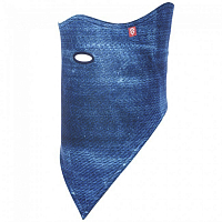 Airhole FACEMASK 2 LAYER DENIM