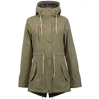 Holden Fishtail Jacket Olive