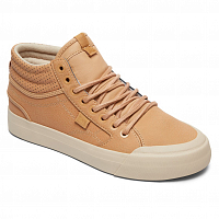 DC EVAN HI SE J SHOE BROWN/SAND