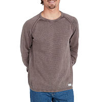 Billabong WAVE WASHED SWEATER COFFEE