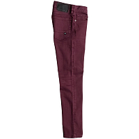 DC SLIM COLOUR BY B PANT Windsor Wine