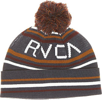 RVCA DOWN LOW GO BEANIE NAVY