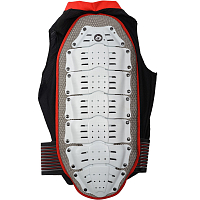 Robowear MULTISPORT BACK SUPPORT VEST WHITE