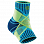Bauerfeind SPORTS ANKLE SUPPORT LEFT BLUE
