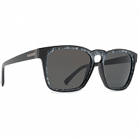 VonZipper LEVEE Black White Swirl/Gradient