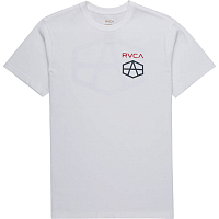 RVCA REYNOLDS HEX White