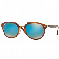 RAY BAN 0RB2183 TOP HAVANA BROWN/HONEY/STANDARD