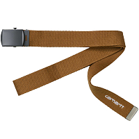 Carhartt WIP ORBIT BELT HAMILTON BROWN / WHITE