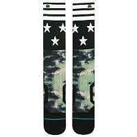 Stance SNOW BRAVO KIDS BLACK