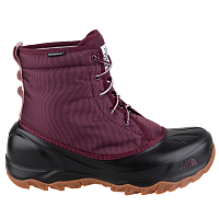 The North Face W TSUMORU BOOT FIG/BRNSHDLILAC (5QF)