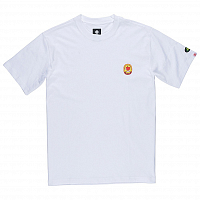 Element YAWYE TEE SS OPTIC WHITE