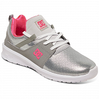 DC HEATHROW SE J SHOE SILVER