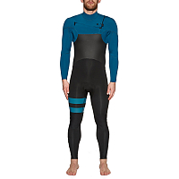Hurley M ADVANTAGE PLUS 4/3 MM FULLSUIT DARK OBSIDIAN