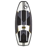 Ronix HEX SHELL - THE BLENDER White/Gold/Black