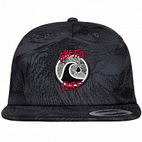 Quiksilver THE GHETTO M HATS BLACK