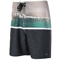 Rip Curl MIRAGE BLACK BEACH 18 BOARDSH BLACK
