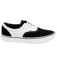 Vans UA COMFYCUSH ERA (SUEDE/CANVAS) BLACK/MARSHMALLOW