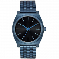 Nixon Time Teller All Blue/Black Sunray