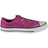 Converse CHUCK TAYLOR ALL STAR OX MAGENTA GLOW/BLACK/WHITE