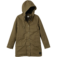 RVCA GROUND CONTROL BURNT OLIVE