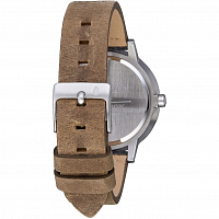 Nixon Kensington Leather Gray/Tan