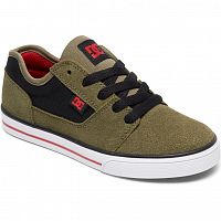 DC TONIK B SHOE OLIVE/BLACK