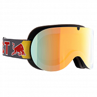 Spect RED BULL BONNIE BLACK/CLEAR LENS WITH RED MIRROR