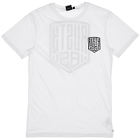 Rusty KINGS SHORT SLEEVE TEE White
