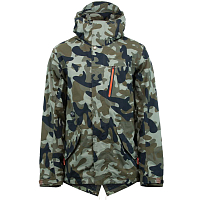 Holden M-51 FISHTAIL JACKET CAMO