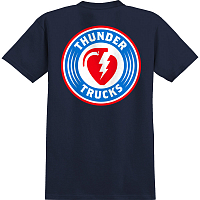 Thunder Trucks TH S/S CHRGD GRNDE NVY/RD/BL