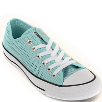 CONVERSE CHUCK TAYLOR ALL STAR OX MOTEL POOL/BLACK/WHITE