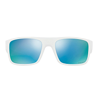 Oakley DROP POINT POLISHED WHITE /PRIZM DEEP WATER POLARIZED