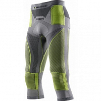 X-Bionic XB MAN RADIACTOR EVO UW PANTS MEDIUM Iron/Yellow
