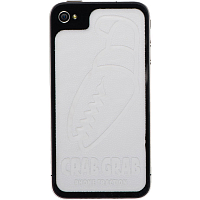 Crab Grab PHONE TRACTION WHITE