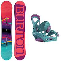 Burton GIRLS PACKAGE 2 0