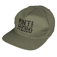 Anti-Hero ADJ FLASH HERO EMB SNP ARMY