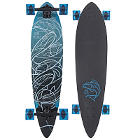 Landyachtz BAMBOO CHIEF FISH COMPLETE one size
