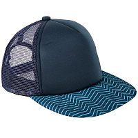 Mystic THE ICON CAP NIGHT BLUE