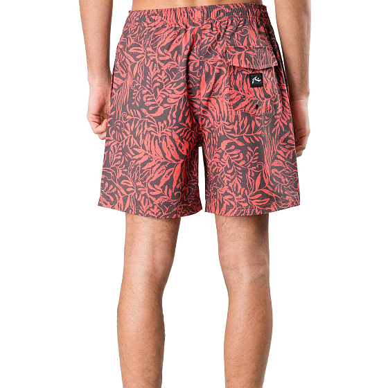 Бордшорты RUSTY SHADOW LEAF ELASTIC BOARDSHORT SS19 от Rusty в интернет магазине www.traektoria.ru - 2 фото