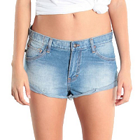 Rusty GET CUFFED DENIM SHORT CLASSIC VINTAGE
