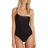 Billabong LOVE BOUND ONE PIECE BLACK PEBBLE