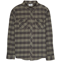 Billabong ALL DAY Flannel LS S LT MILITARY