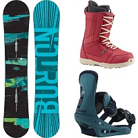 Burton M ALL-MOUNTAIN PACKAGE 9 0