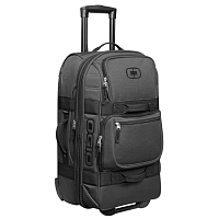 OGIO LAYOVER CARRY-ON LUGGAGE BLACK PINDOT
