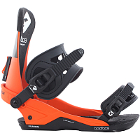 Union BALDFACE Orange Black